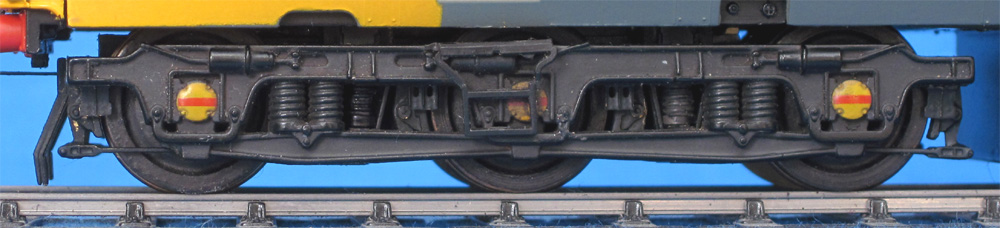 37 Bogie Side view